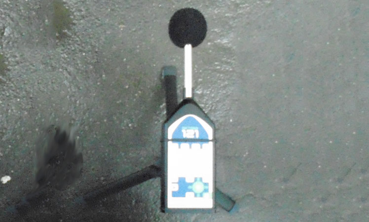 Шумомер Октава-121