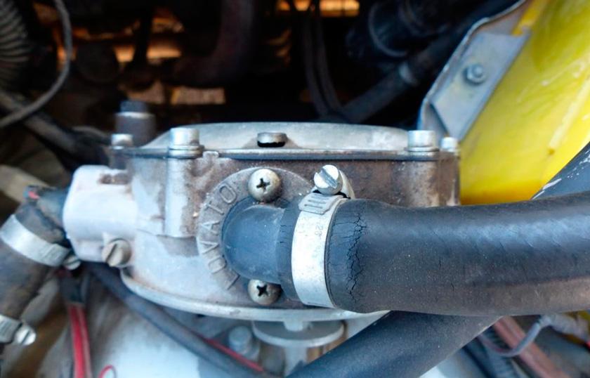 Газобалонное оборудование на авто